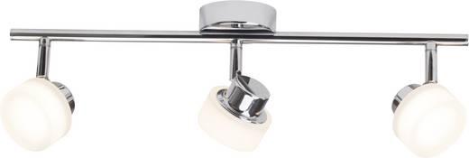 LED-Deckenstrahler 15 W Warm-Weiß Brilliant Rory G35416/15 Chrom