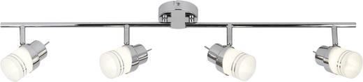 LED-Deckenstrahler 20 W Warm-Weiß Brilliant Heda G36832/77 Chrom, Eisen