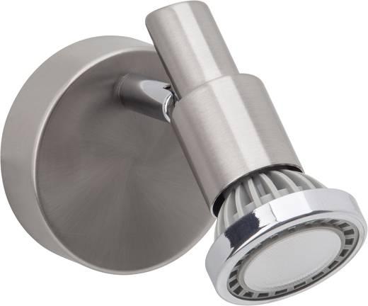 Wandleuchte GU10 3 W LED Brilliant Ryan G57410/77 Eisen, Chrom