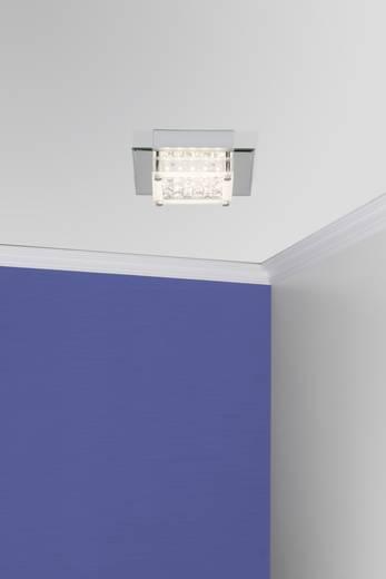 LED-Deckenleuchte 10 W Warm-Weiß Brilliant Larina G94279/15 Chrom