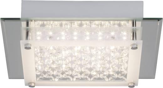 LED-Deckenleuchte 12 W Warm-Weiß Brilliant Larina G94280/15 Chrom