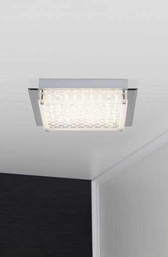 LED-Deckenleuchte 17 W Warm-Weiß Brilliant Larina G94281/15 Chrom