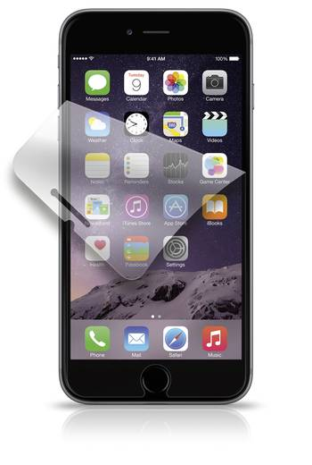 Goobay 40803 Displayschutzfolie Passend für: Apple iPhone 6 Plus 2 St.