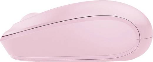 Funk-Maus Optisch Microsoft Wirelss Mobile Mouse 1850 Rosa