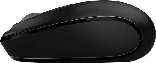 Funk-Maus Optisch Microsoft Wirelss Mobile Mouse 1850 Schwarz
