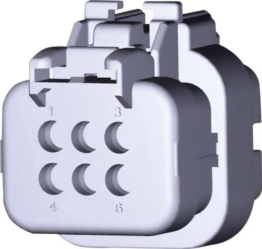 Buchsengehäuse-Kabel AMPSEAL16 Polzahl Gesamt 6 TE Connectivity 776433-1 1 St.