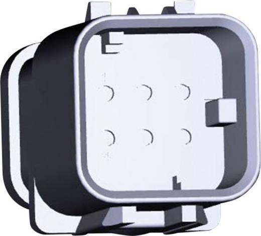 Stiftgehäuse-Kabel AMPSEAL16 Polzahl Gesamt 6 TE Connectivity 776434-2 1 St.