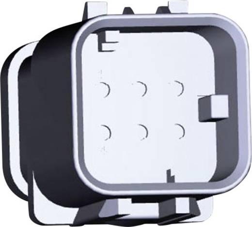 TE Connectivity Stiftgehäuse-Kabel AMPSEAL16 Polzahl Gesamt 6 776434-1 1 St.