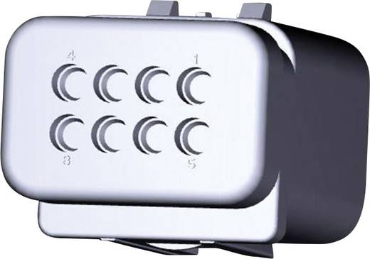 Stiftgehäuse-Kabel AMPSEAL16 Polzahl Gesamt 8 TE Connectivity 776538-1 1 St.