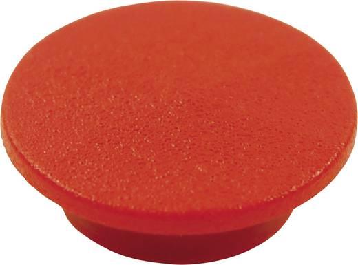 Abdeckkappe Rot Passend für Drehknöpfe K21 Cliff CL1734 1 St.