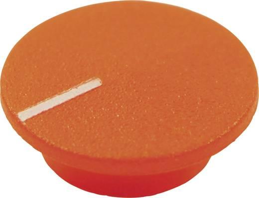 Abdeckkappe mit Zeiger Orange Passend für Drehknöpfe K21 Cliff CL1769 1 St.