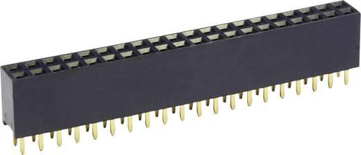 Buchsenleiste (Standard) Anzahl Reihen: 2 Polzahl je Reihe: 9 econ connect BL9/2G8 1 St.