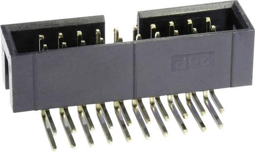 Stiftleiste WS14W Gesamtpolzahl 14 Anzahl Reihen 2 econ connect 1 St.