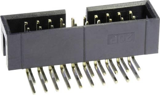 Stiftleiste WS40W Gesamtpolzahl 40 Anzahl Reihen 2 econ connect 1 St.