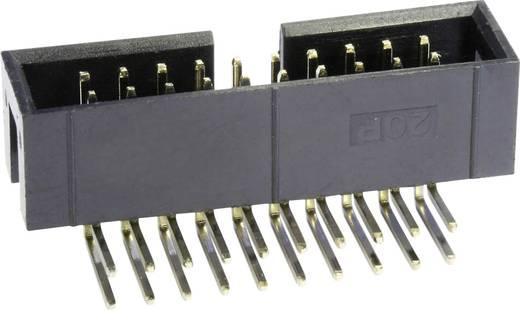 Stiftleiste WS60W Gesamtpolzahl 60 Anzahl Reihen 2 econ connect 1 St.