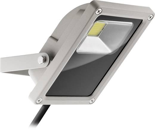 LED-Außenstrahler 15 W Kalt-Weiß Goobay 30647 Grau
