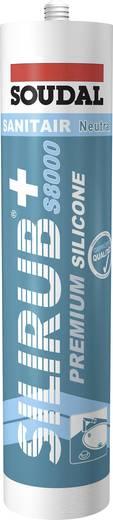 Soudal SILIRUB+ S8000 Fugendichtstoff Farbe Schwarz 78120986 310 ml