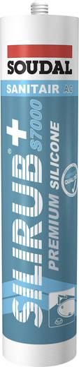 Soudal SILIRUB+ S7000 Fugendichtstoff Farbe Morgen-Grau 75120931 310 ml