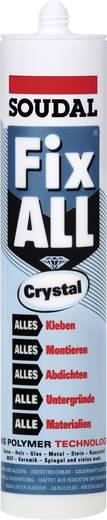 soudal fix all crystal dichtklebstoff farbe glasklar. Black Bedroom Furniture Sets. Home Design Ideas