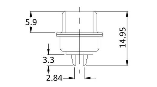 D-SUB Buchsenleiste 180 ° Polzahl: 25 Lötkelch econ connect BU25LK/V 1 St.