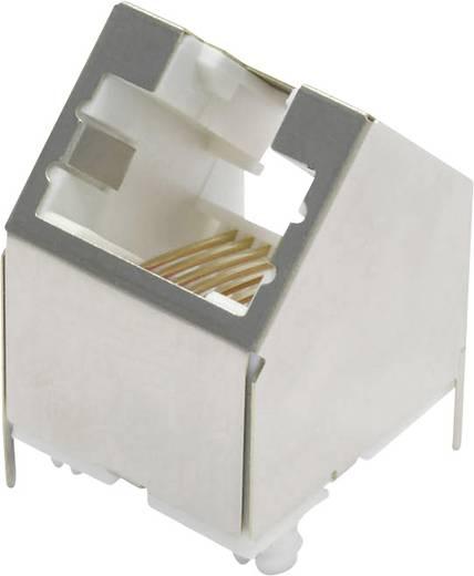 Modular-Einbaubuchse Buchse, Einbau horizontal M45S88A Metall econ connect M45S88A 1 St.