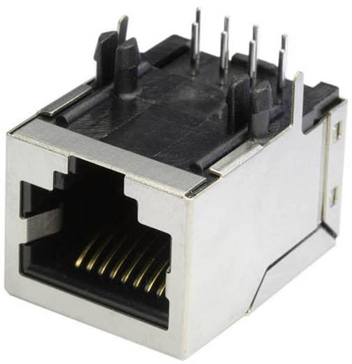 Modular-Einbaubuchse Buchse, Einbau horizontal MEB8/8PG Metall econ connect MEB8/8PG 1 St.