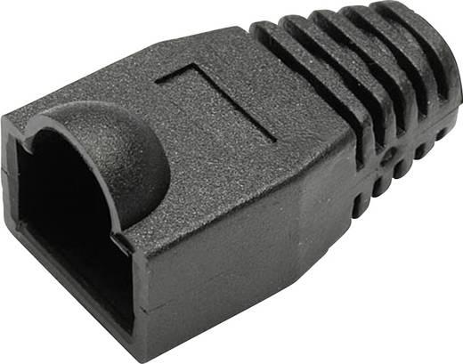 Knickschutz für MPL8/8RG Knickschutztülle SB8SW Schwarz econ connect SB8SW 1 St.