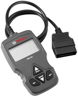 Automobilový diagnostický prístroj OBD II Bosch 150, S P02 000 006