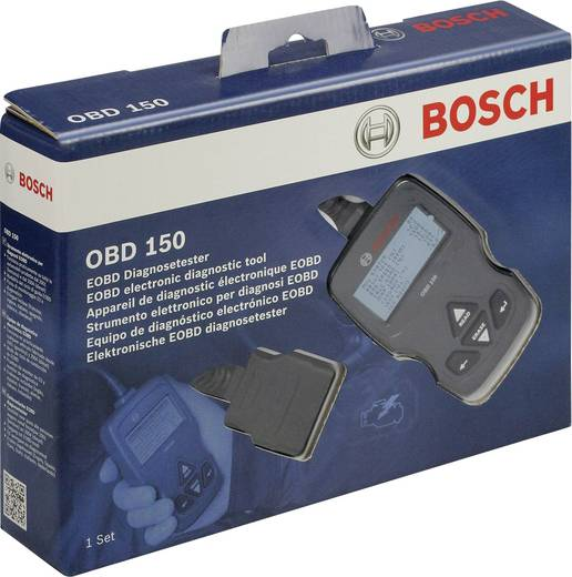 bosch obd ii diagnosetool obd 150 s p02 000 006 126 mm x 71 mm x 23 mm kaufen. Black Bedroom Furniture Sets. Home Design Ideas