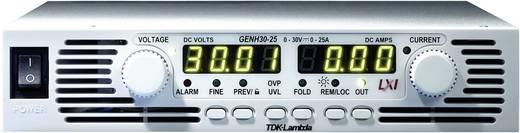 19 Zoll Labornetzgerät, einstellbar TDK-Lambda GENH-8-90/LN 0 - 8 V/DC 0 - 90 A Anzahl Ausgänge 1 x RS-232, RS-485, Et