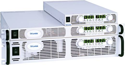 19 Zoll Labornetzgerät, einstellbar TDK-Lambda GEN-100-24-3P208 0 - 100 V/DC 0 - 24 A Anzahl Ausgänge 1 x RS-232, RS-4