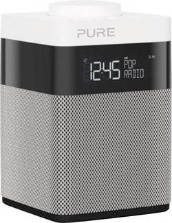 DAB+ stolní rádio Pure Pop Mini, černá, bílá