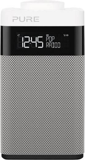 DAB+ Tischradio Pure Pop Midi AUX, DAB+, UKW Schwarz, Weiß