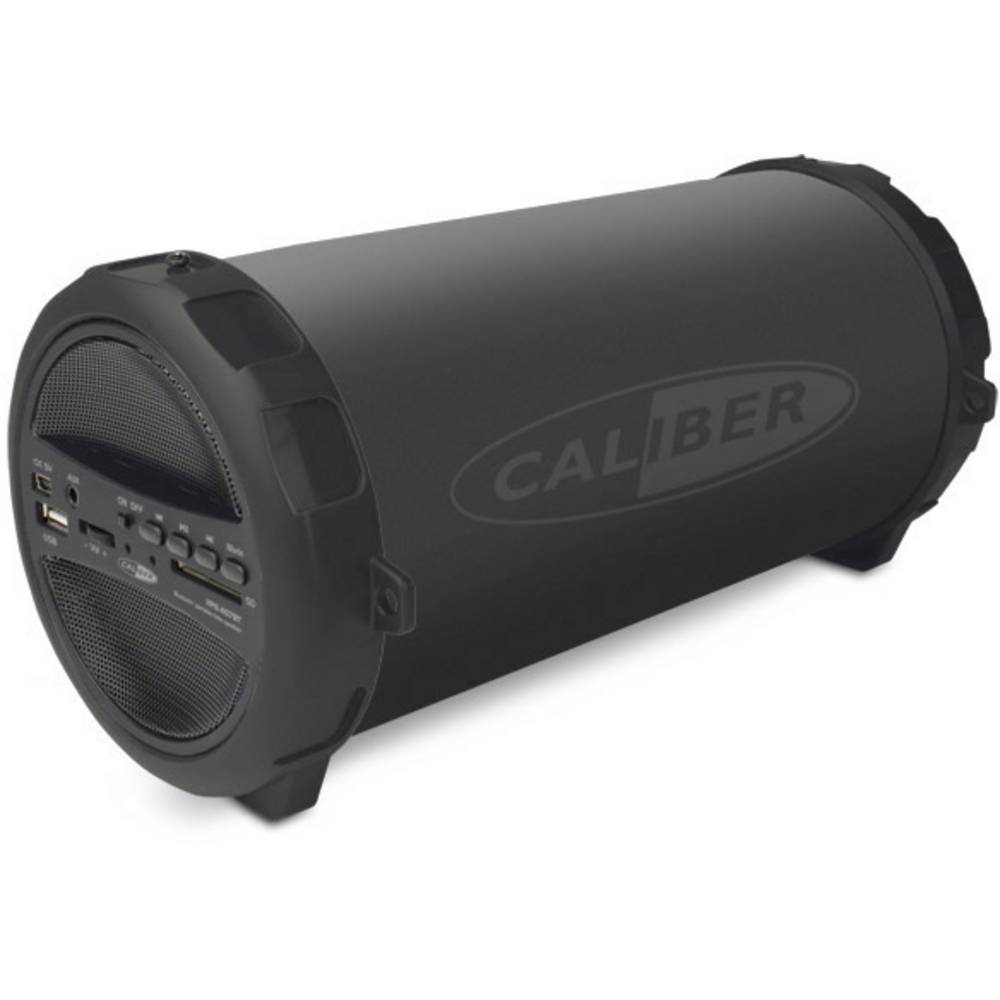 Caliber Audio Technology HPG407BT Bluetooth luidspreker SD, USB Zwart