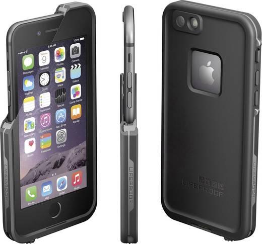 Iphone Outdoorcase Lifeproof Fre Passend F R Iphone 6 Schwarz