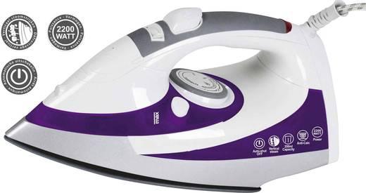 Dampfbügeleisen EFBE Schott TKG SI 1005 Weiß/Violett