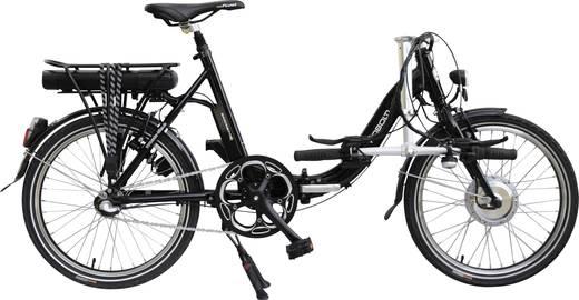 E-Bike mit Trittantrieb SFM Saxonette Kobold Blau Li-Ion 36 V 8.8 Ah Rahmen klappbar