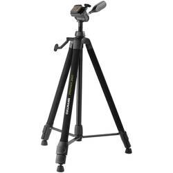 Trojnohý stativ Cullmann Primax 390, 1/4palcové, min./max.výška 66 - 169 cm, černá