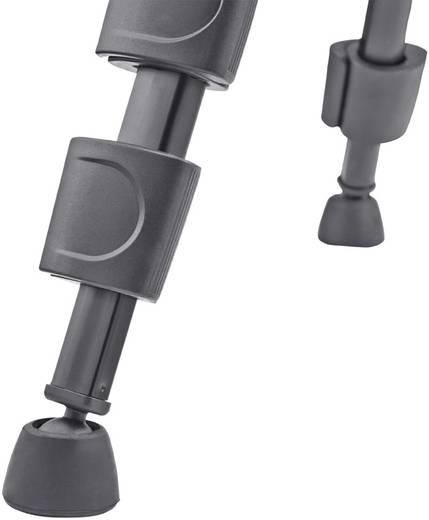 Dreibeinstativ Cullmann Primax 390 1/4 Zoll Arbeitshöhe=66 - 169 cm Schwarz inkl. Tasche