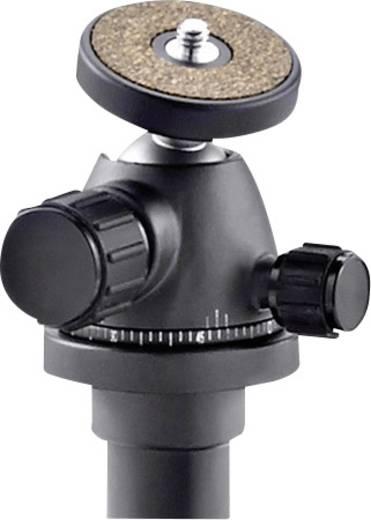 Dreibeinstativ Cullmann Nanomax 400T RB5.1 1/4 Zoll, 3/8 Zoll Arbeitshöhe=16 - 86.5 cm Schwarz Kugelkopf