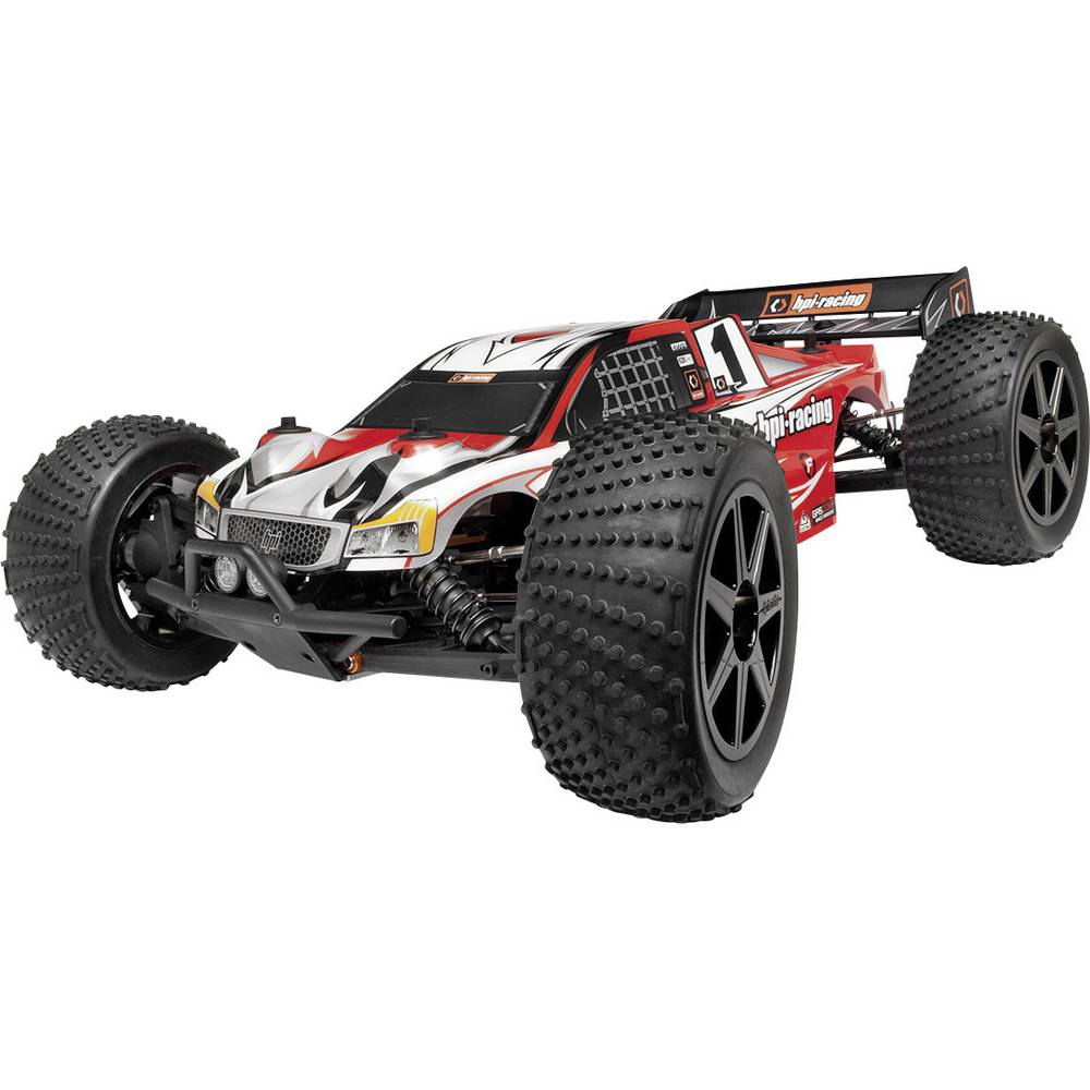 hpi racing trophy flux brushless 1 8 rc modellauto elektro. Black Bedroom Furniture Sets. Home Design Ideas