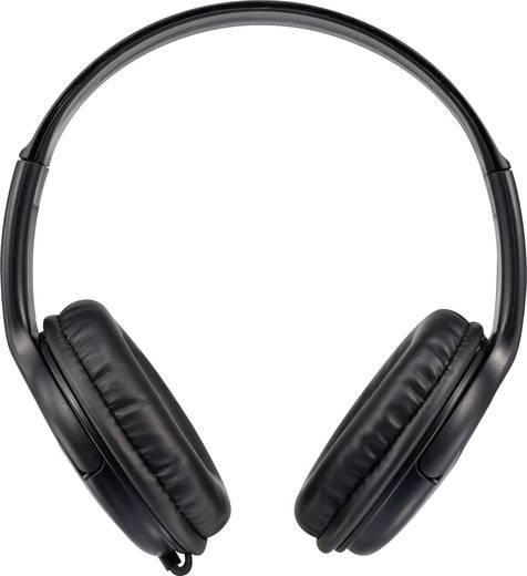 Kopfhörer Renkforce HP-960S On Ear Schwarz