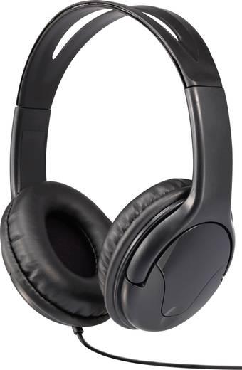 Renkforce HP-960S Kopfhörer On Ear Schwarz