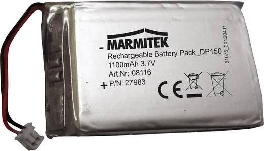 Marmitek 08116 Türsprechanlage Ersatz-Akku