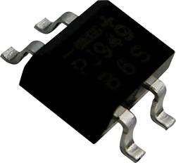 Pont redresseur PanJit TB6S 600 V 1 A Monophasé MicroDip 1 pc(s)