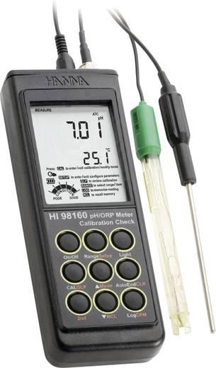 Hanna Instruments HI 98160 Hanna Instruments Handmessgerät mit Messwertspeicher u. PC-Interface HI 9124 0.2 mV; 1 mV (2