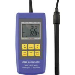 Multifunkční měřicí přístroj Greisinger GMH 3431, uvolněné částice (TDS) , vodivost , salinita, teplota bez certifikátu