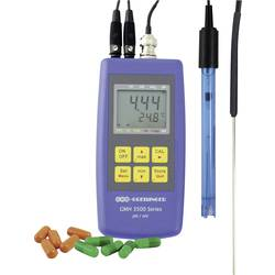 Sada měřiče pH, oxidačně redukčního potenciálu a teploty Greisinger GMH 3511605215