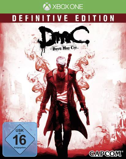 DmC - Devil May Cry: Definitive Edition Xbox One USK: 16