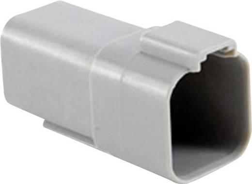Gehäuse für Stiftkontakte Pole: 6 13 A AT04 6P Amphenol 1 St.